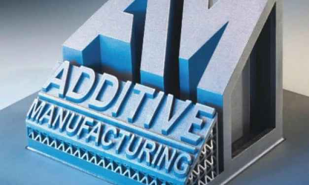 Additive Manufacturing, October 2015
