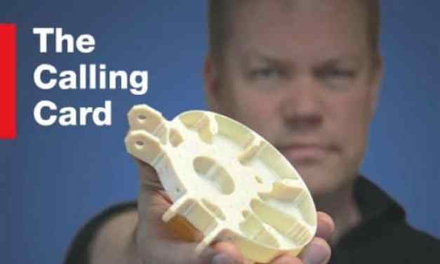 Additive Manufacturing, September 2014
