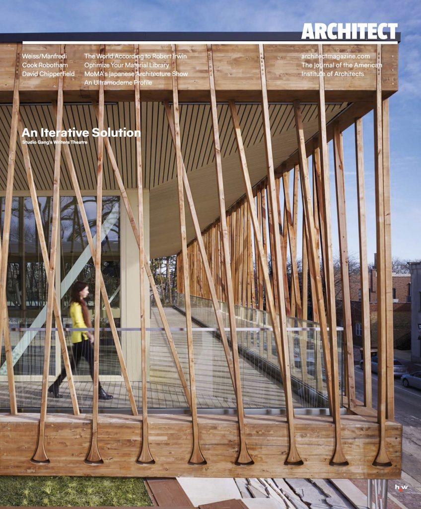 architect magazine april 2016