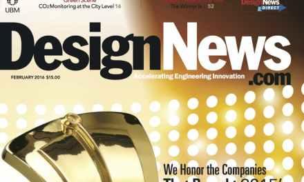 Design News, February 2016
