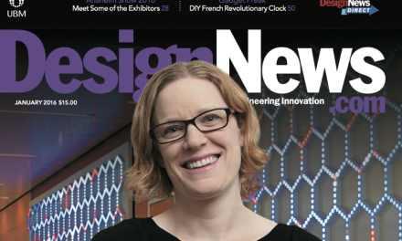Design News, January 2016