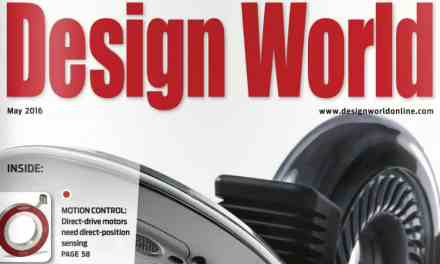 Design World, May 2016