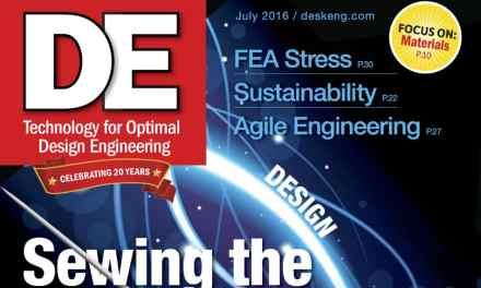 Desktop Engineering, July 2016