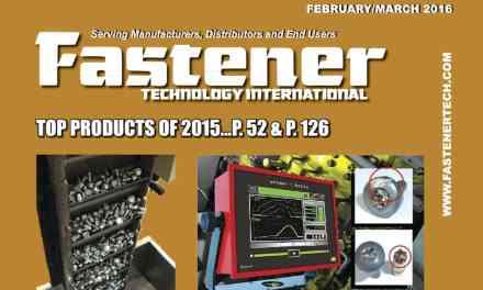 Fastener Technology International, February/March 2016