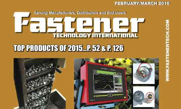 Fastener Technology International, February/March 2016
