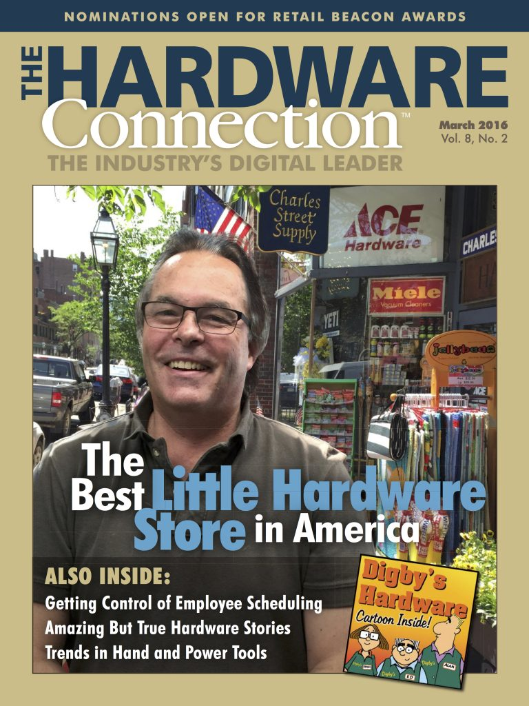 Hardware Connection March 2016