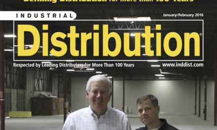 Industrial Distribution,January/February2016