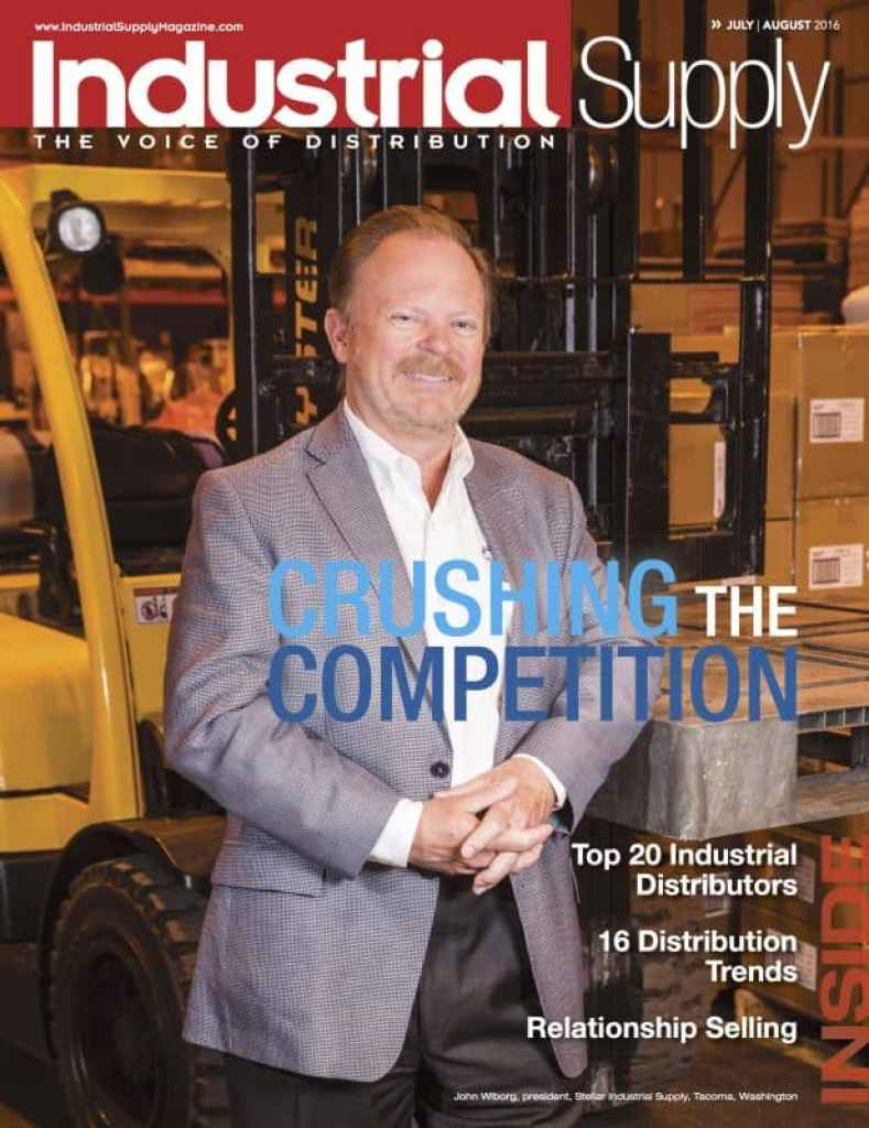 Industrial Supply July August 2016 COVER