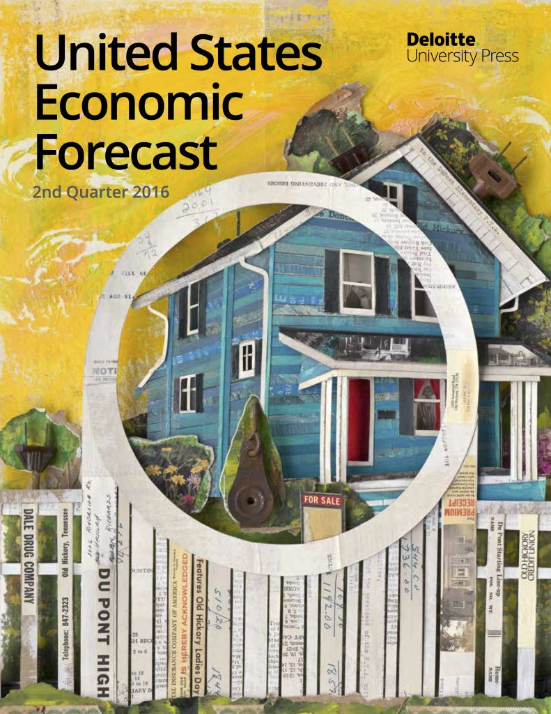 US Economic Forecast, 2nd Quarter 2016 by Deloitte University Press