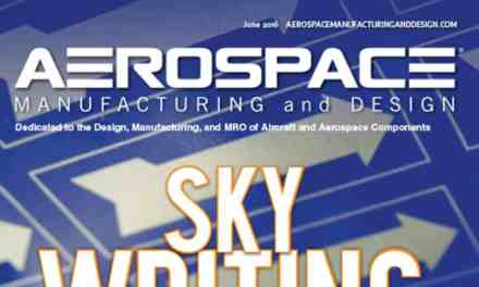Aerospace Manufacturing and Design, June 2016