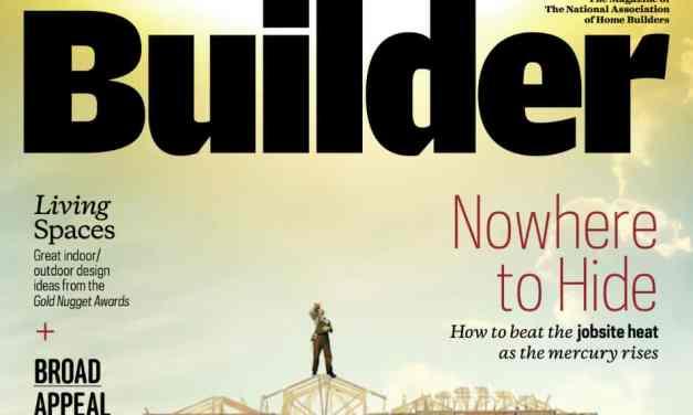 Builder Magazine, July 2016