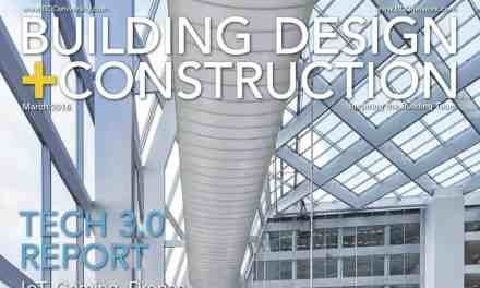 Building Design + Construction, March 2016