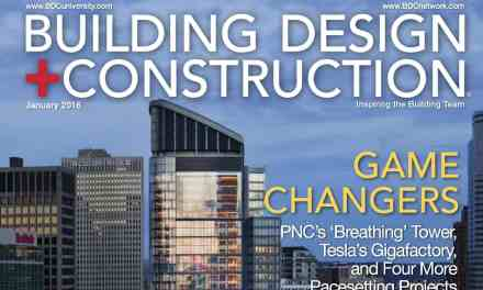 Building Design + Construction, January 2016