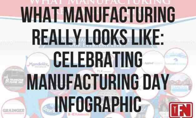 What Manufacturing Really Looks Like: Celebrating Manufacturing Day Infographic
