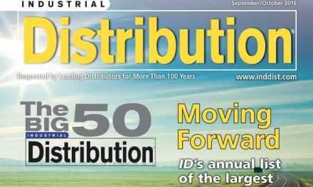 Industrial Distribution, September/October 2016