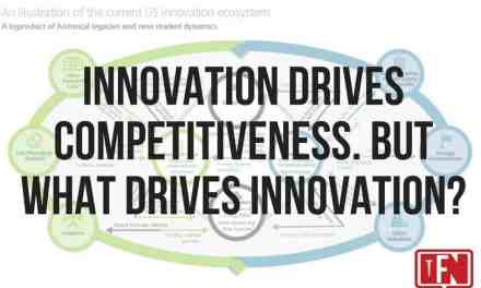Innovation drives competitiveness. But what drives innovation?