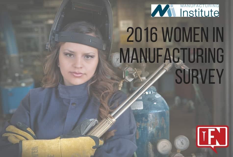 2016 Women in Manufacturing Survey