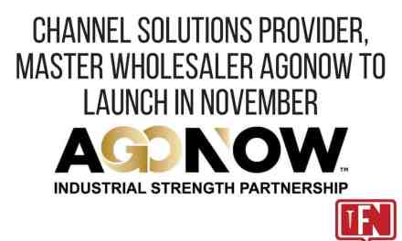 Channel Solutions Provider, Master Wholesaler AgoNow to Launch in November