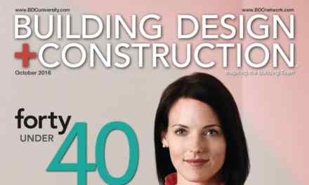 Building Design + Construction, October 2016