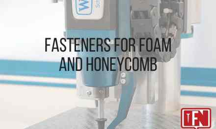 Fasteners for Foam and Honeycomb