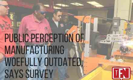 Public Perception of Manufacturing Woefully Outdated, Says Survey