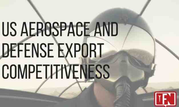 US Aerospace and Defense Export Competitiveness