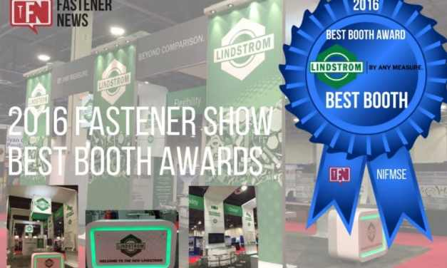 Best Booth Awards: An Interview with Lindstrom