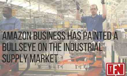 Amazon Business Has Painted a Bullseye on the Industrial Supply Market