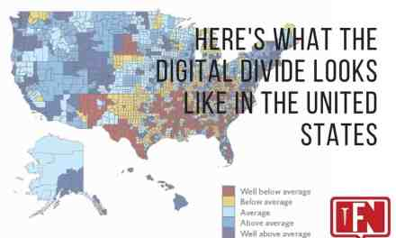 Here's What the Digital Divide Looks Like in the United States