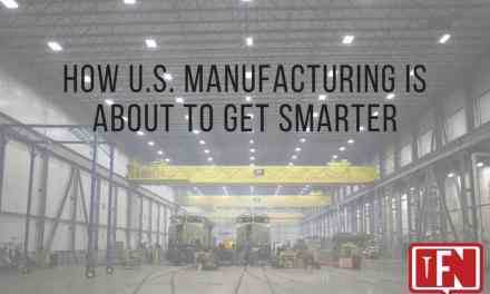 How U.S. Manufacturing Is About to Get Smarter