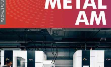 Metal Additive Manufacturing, Autumn 2016