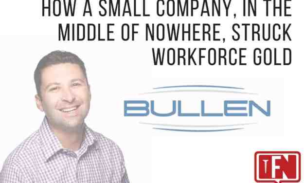 How a Small Company, in the Middle of Nowhere, Struck Workforce Gold