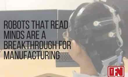 Robots That Read Minds Are a Breakthrough for Manufacturing