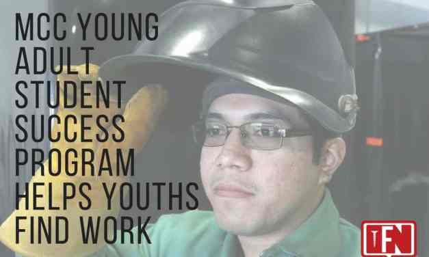 MCC Young Adult Student Success Program Helps Youths Find Work