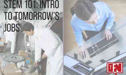 STEM 101: Intro to Tomorrow's Jobs