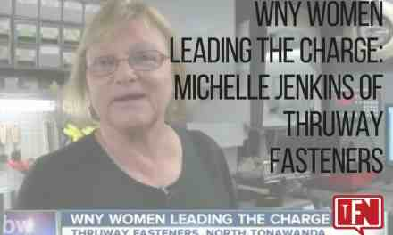 WNY Women Leading the Charge: Michelle Jenkins of Thruway Fasteners