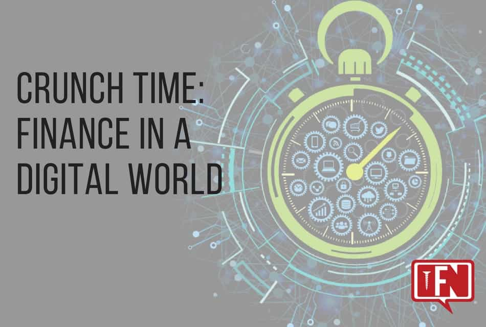 Crunch Time: Finance in a Digital World