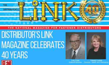Distributor's Link Magazine Celebrates 40 Years