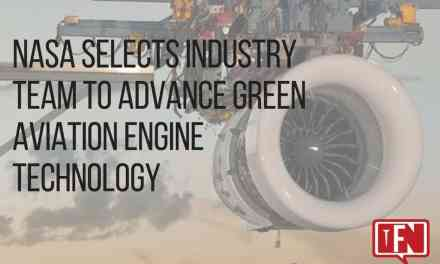 NASA Selects Industry Team to Advance Green Aviation Engine Technology