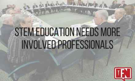 STEM Education Needs More Involved Professionals
