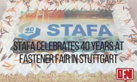 Stafa to Celebrate 40 Years at Fastener Fair in Stuttgart