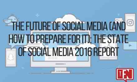 The Future of Social Media (And How to Prepare For It): The State of Social Media 2016 Report