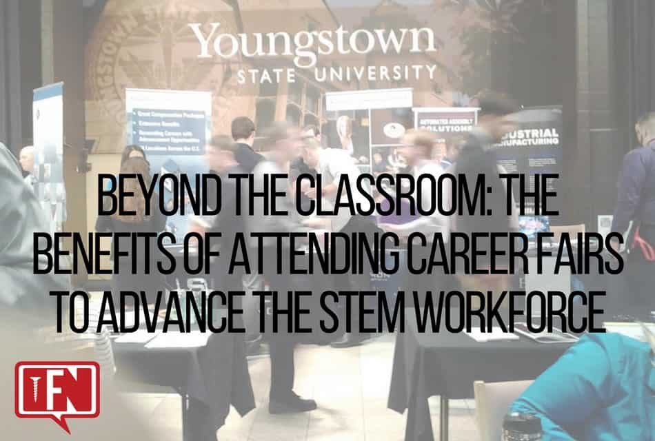 Beyond the Classroom: The Benefits of Attending Career Fairs to Advance the STEM Workforce