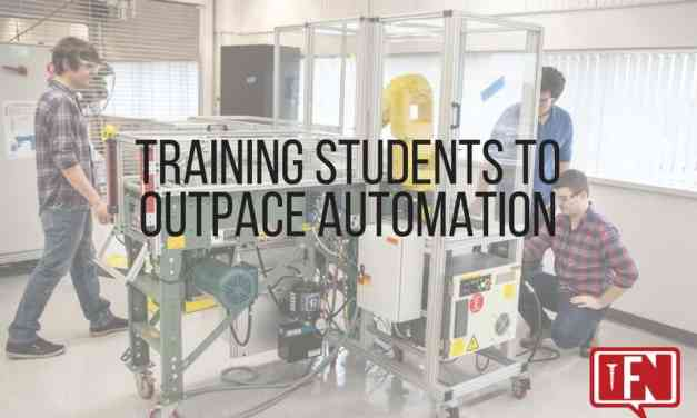 Training Students to Outpace Automation