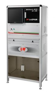 Lazpiur Showcases the Complete Family of Fastener Control Machines