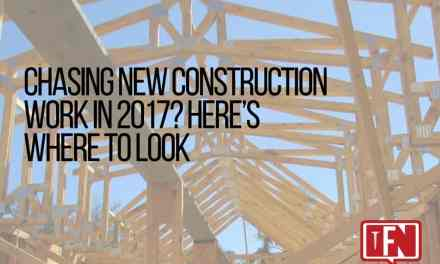 Chasing New Construction Work in 2017? Here's Where to Look