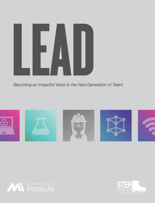 LEAD: Becoming an Impactful Voice to the Next Generation of Talent