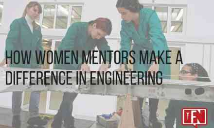 How Women Mentors Make a Difference in Engineering