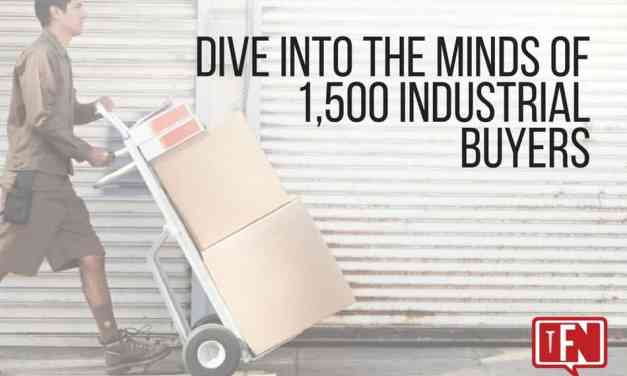 Dive into the Minds of 1,500 Industrial Buyers