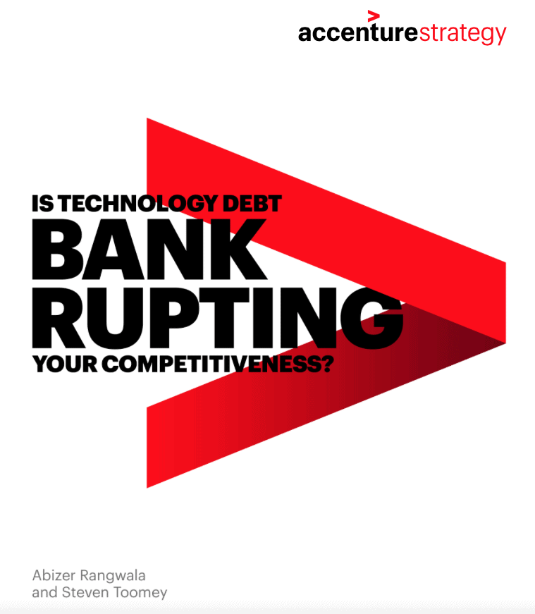 Is Technology Debt Bankrupting Your Competitiveness?